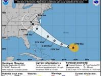 Hurricane Florence - 5 PM Update
