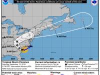 Hurricane Florence - Final Update
