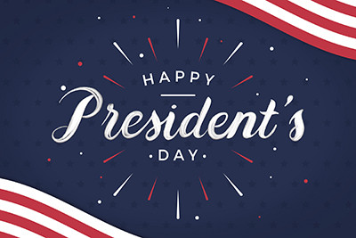 President's Day Holiday 2020 Notice
