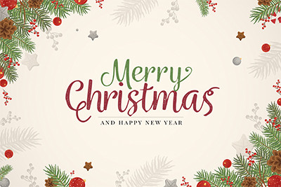 2019 Christmas and New Year's Holiday Hours
